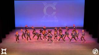 2nd Place Senior Collaboration SoCal 2015 - Hungry Bumz