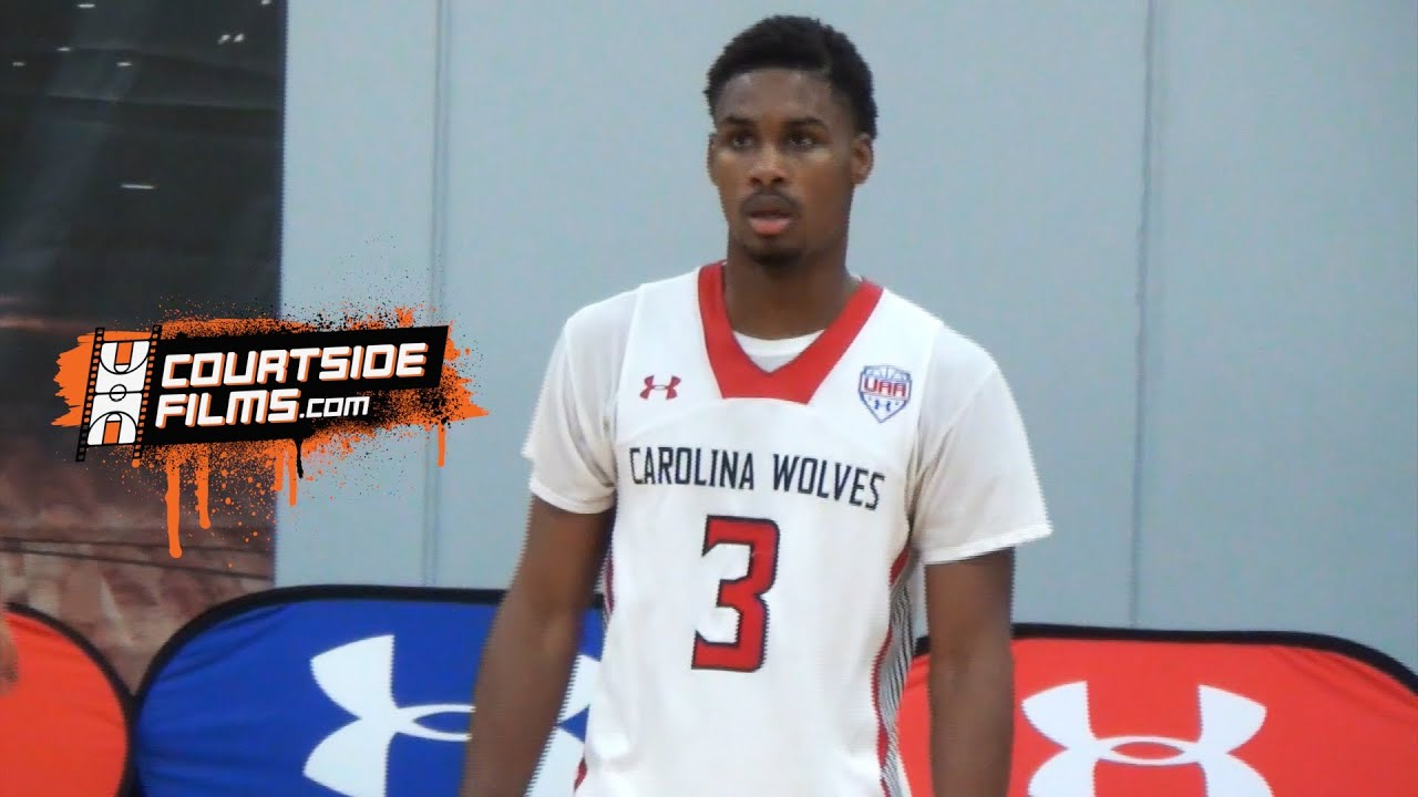Seventh Woods scores with EASE in NYC - Athletic 2016 Point Guard ...