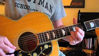 Here Comes the Sun Lesson - Beatles, George Harrison