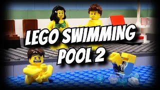 Lego Swimming Pool 2
