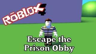 Roblox - Fuga dalla prigione Obby - Alexander Bosko