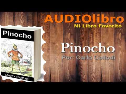 Pinocho Por Carlo Collodi (Audiolibro)