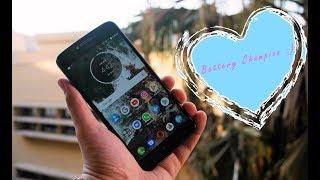 تلافين: مراجعة كاملة لهاتف Motorola E4 Plus | بطارية الخيال العلمي!!!!
