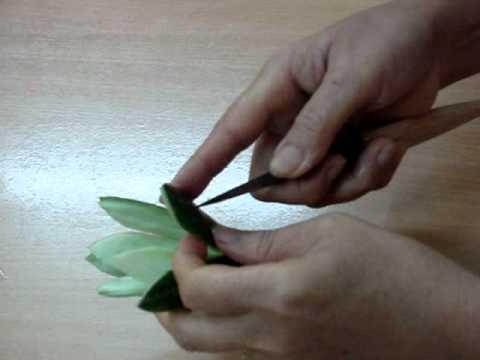 Tỉa hoa lyna từ dưa chuột.mp4