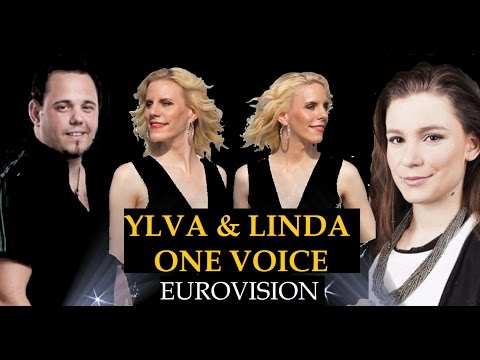 Eurovision National Selections - My Top 21 entries of Ylva & Linda Persson