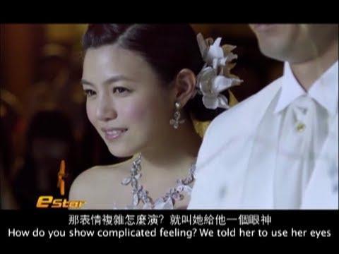 Taiwanese Movie Star Michelle Chen and director Giddens Ko talks