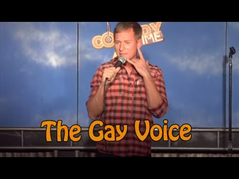 The Gay Voice (Stand Up Comedy)