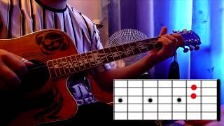 Николай Носков - Романс (Урок под гитару)