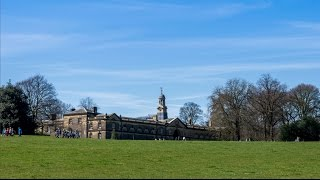 HD Time-lapse Video - Nostell Priory - Wakefield