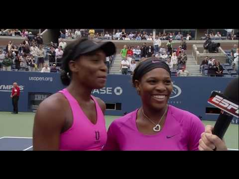 Venus and Serena Williams Funny Interview