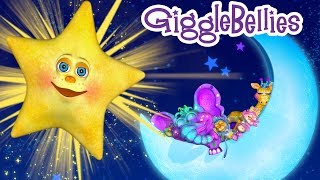 Twinkle Little Star (Version 2) | Nursery Rhymes | GiggleBellies