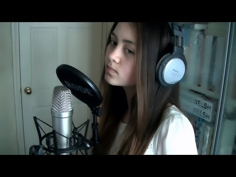 Let Her Go - Passenger ( Cover by Jasmine Thompson)