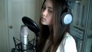 Let Her Go - Passenger (Official Video Cover by Jasmine Thompson)(My cover of 'Let Her Go' by Passenger. My mum took a break so I recorded and filmed it all by myself. Hope you enjoy! x On iTunes: http://geni.us/LetH. Amazon: ..., 2013-05-12T13:46:43.000Z)