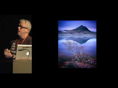 Bruce Percy - On Landscape Meeting of Minds Conference 2016