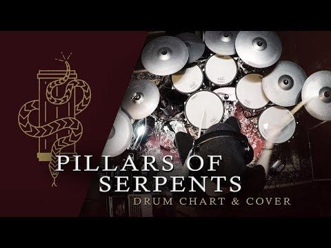 Trivium - Pillars of Serpents (Drum Cover/Chart)