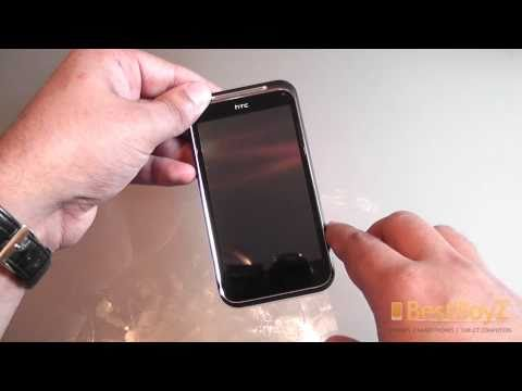 #MWC | Hands-on: HTC Incredible S | BestBoyZ