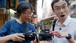 Nikon Z50 Kai & Lok Video/Street Shoot Test