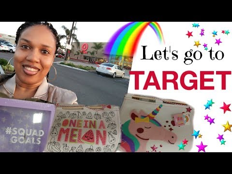 COME WITH ME TO TARGET*** NEW DOLLAR SPOT GOODIES