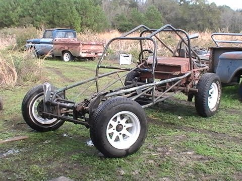 VW Dune Buggy Build Part 2 - YouTube