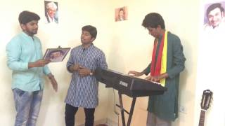 Bombe Helutaite cover song | Dr. Rajkumar Tribute | Rajakumara song