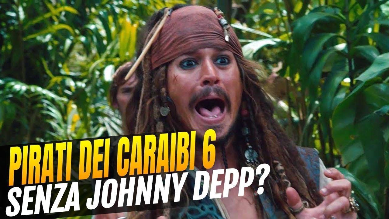 Pirati Dei Caraibi 6 La Disney Dice Addio A Jack Sparrow