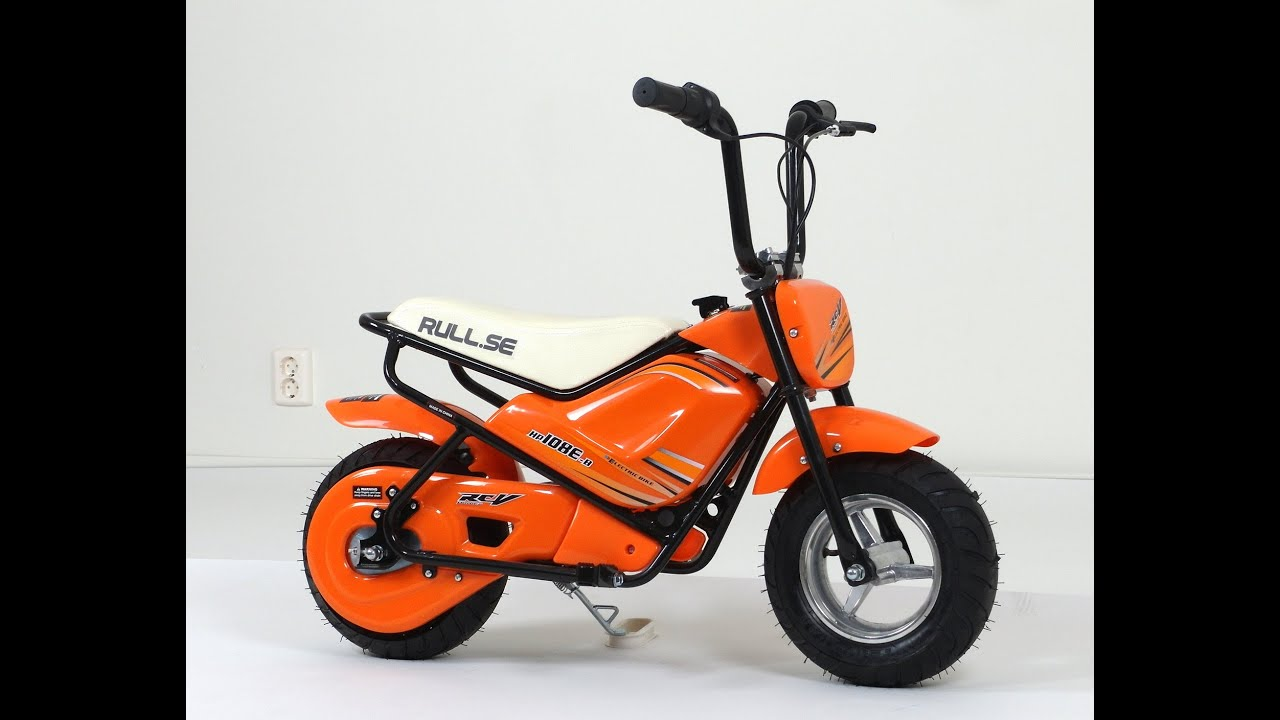 El-scooter 250w Lowrider - Rull Se