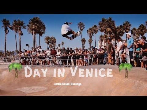 Venice beach Day 😊🌴