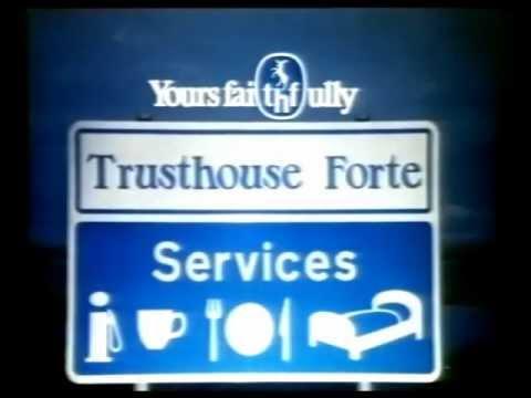Trusthouse Forte Advert - 1980s