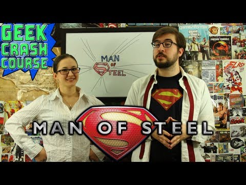 Man of Steel (Superman Primer) - Basics, Need to Know, Fun Facts and More - Geek Crash Course