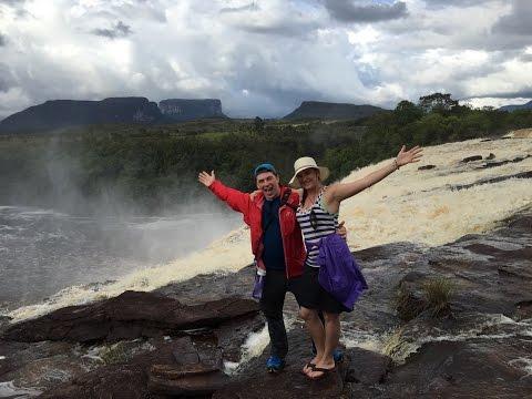 Backpacking South America: Venezuela