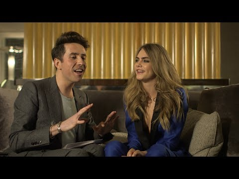 Mulberry Cara Delevingne Collection - The Interviews