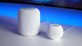 Klein, aber Oho: Apple HomePod mini Review!