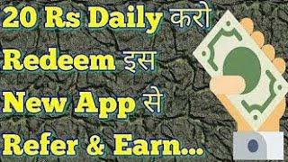 Latest earning app | refer & earn | miinimum redeem 10 Rs | October best apps|by earn money online