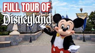 Disneyland Park FULL TOUR