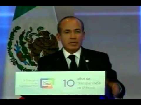Gritan asesino a Felipe Calderón