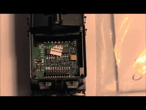 Video of Bachmann HO Climax Sound  Module Installation