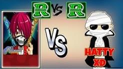Hatty xD Skills VS Prisma Triple Kiss & Double most Unbelievable TrickShots | 8 Ball Pool