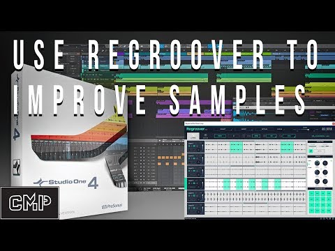 Use Regroover Pro To Improve Sample Beats