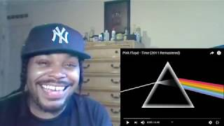 """Baby Dyce Reacts to - Pink Floyd """"Time"""""""