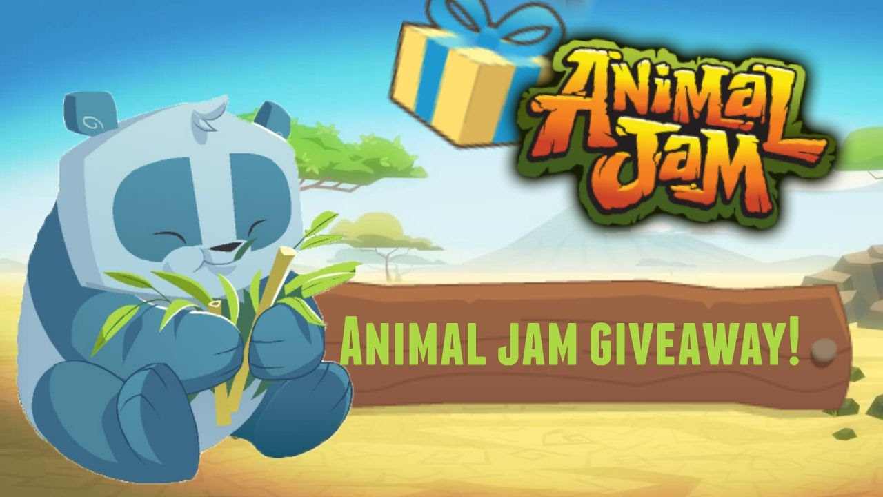 Animal jam giveaway december 2019