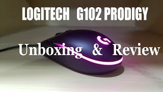Logitech G102 -Prodigy Gaming Mouse Review (Best Budget Gaming Mouse in 2018)