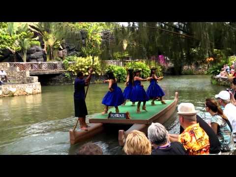 Polynesian cultural center (pcc) p 1