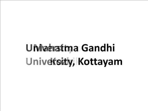 Approved Distance Education Universities in Kerala