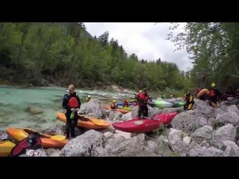 Foss Kayak River Soca - Slovenia