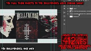 INSIDE THE SCREEN: Graphics for the Reaction to The Hellfreaks!