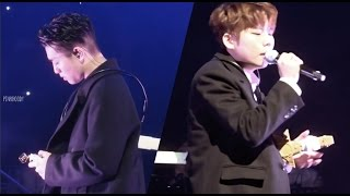 Gambar cover 샘김&정승환 'Who are you(도깨비 OST)' LIVE [Sam Kim, Jung Seung Hwan,Goblin OST at Antenna Angels Concert]