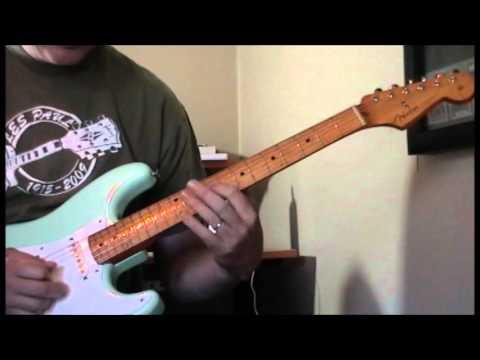 Freddy King Guitar Lesson   The Stumble Part 1