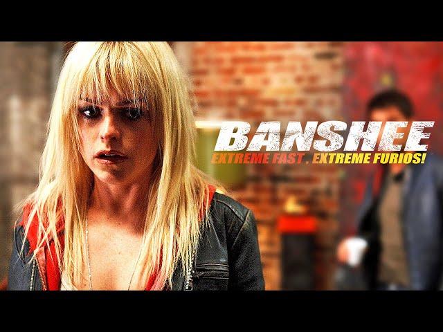 Banshee – Extreme Fast, Extreme Furious (kompletter Actionfilm auf Deutsch, kostenlos anschauen)