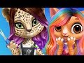 Fun Animal Care Games  - Amy's Animal Hair Salon Beauty Dress Up Makeover App For Kids