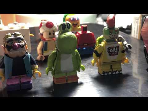 Zelda /& Link Lego MinifiguresSet Of 7